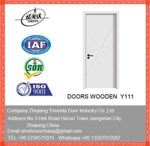 Interior Paint Wooden Doors Design