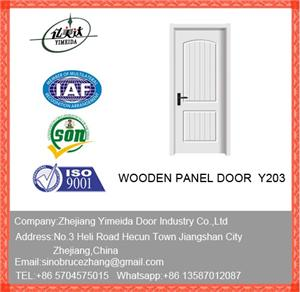 New Design Pre Painting Interior Doors For Home