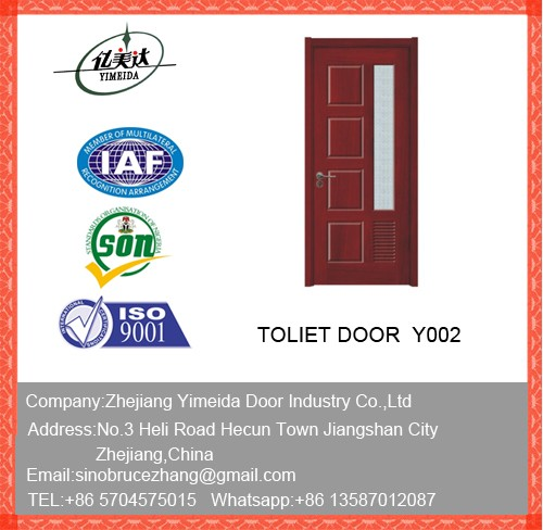 Wooden Single Main Door Design For Hotels