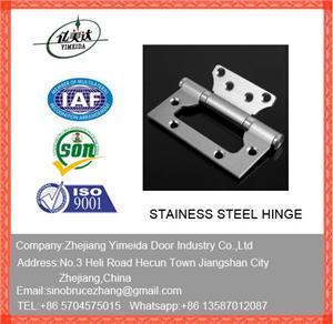 Good Quality MDF Interior Door Hinges