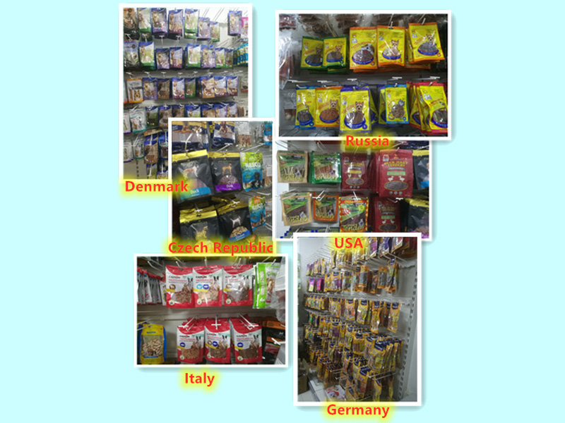 Our Pet Products Are Exported to the Usa