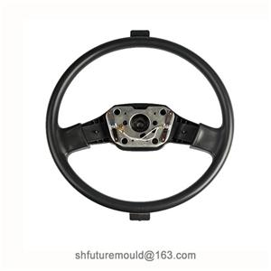 Plastic Injection Mold Steering Wheel