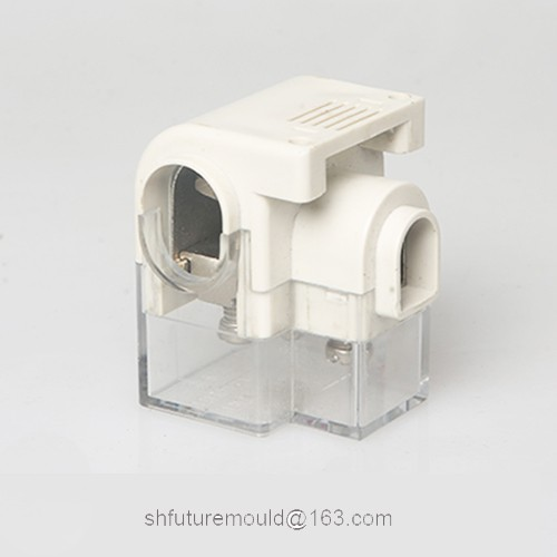 Plastic Mold Injection Cable Three-Way Wire Connector