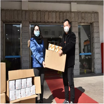 Social Support from Owner of Shanghai Future Mould&Plastic Tech.