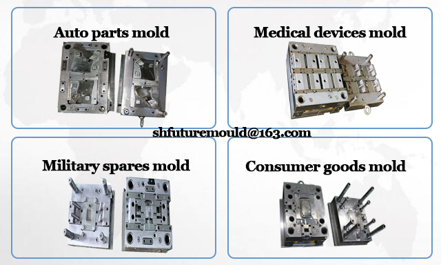 military parts injection mold