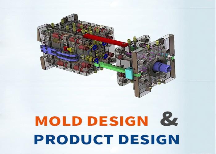 射出成形金型設計および製品設計サービス