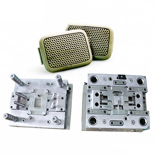 Why do we need to proceed with the mold trial after the completion of the injection mold?