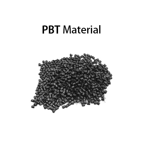 How much do you know about the PBT material?