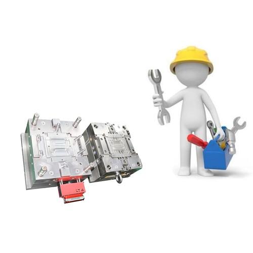 ¿Cuáles son los problemas que se pasan por alto fácilmente en el mantenimiento de los moldes de inyección?