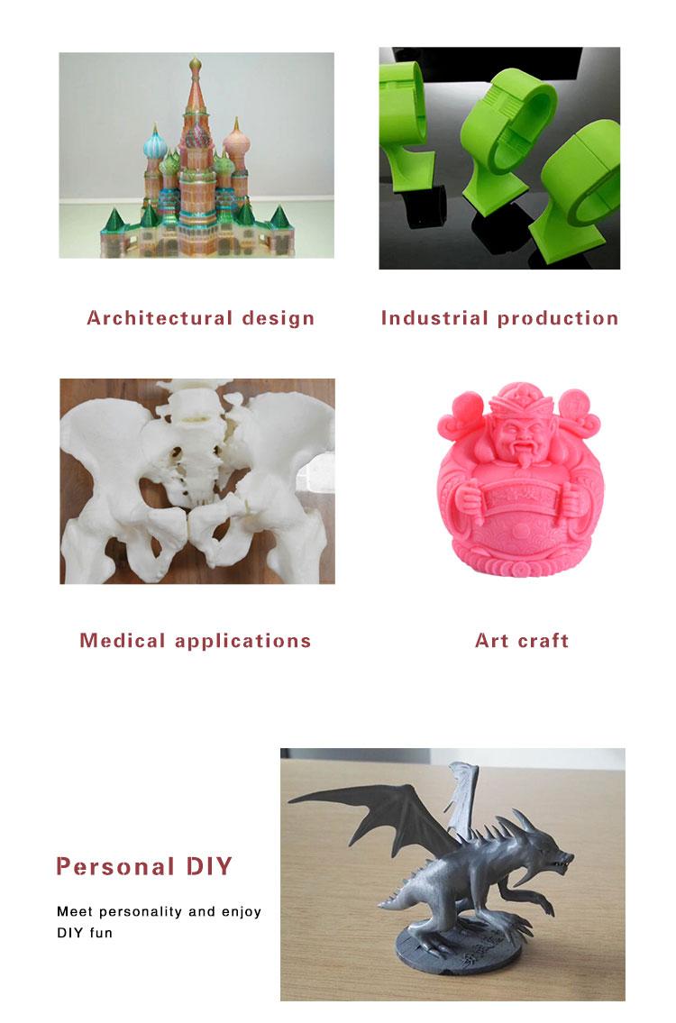 Best PETG 3D printing materials 1KG