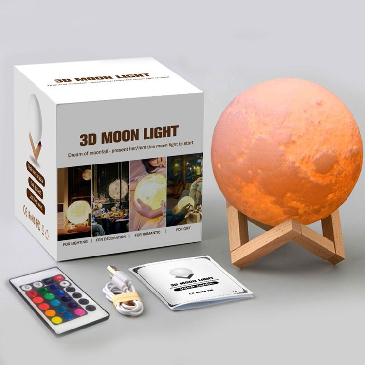 3d Printed Creative Lighting