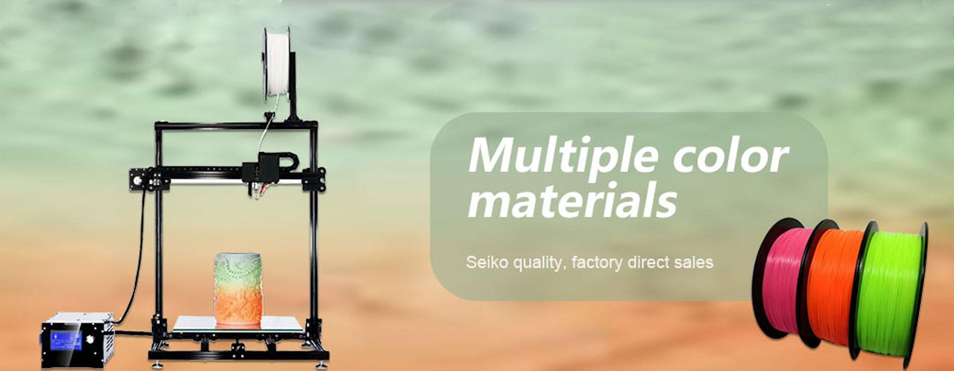 3D Soft Printing Materials