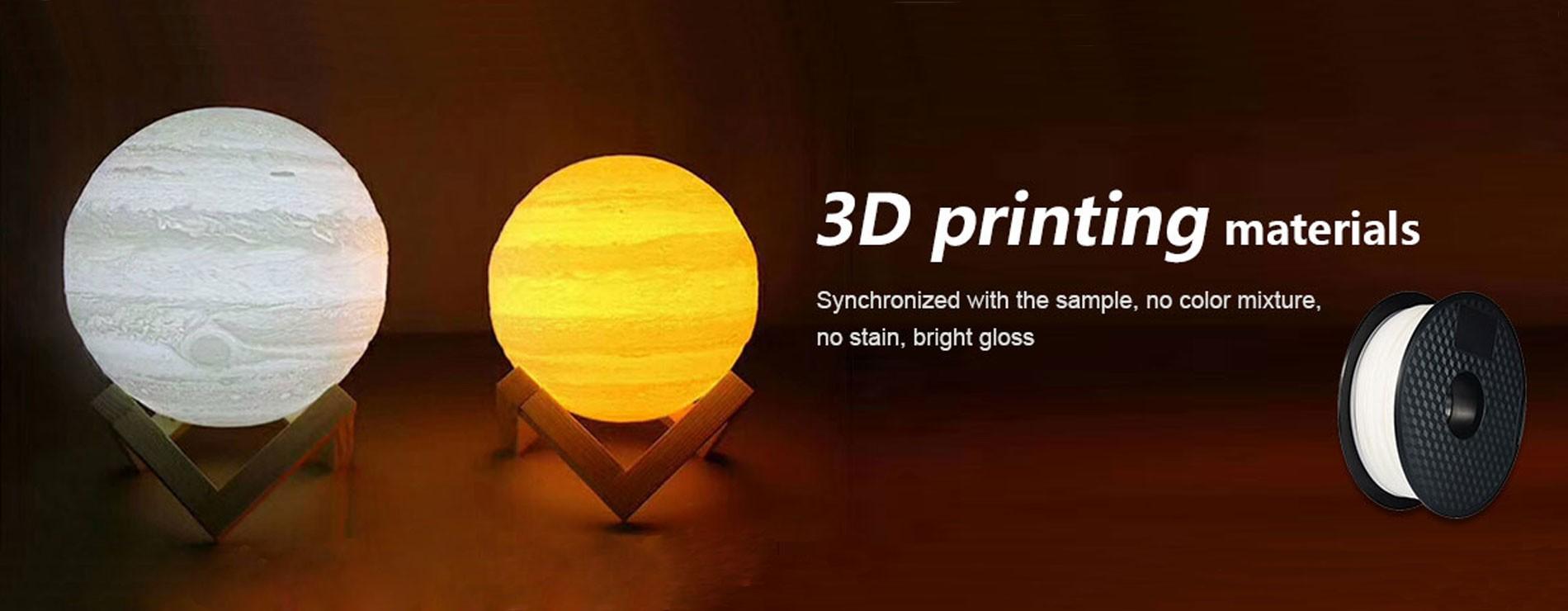 Nylon 3D Printing Materials