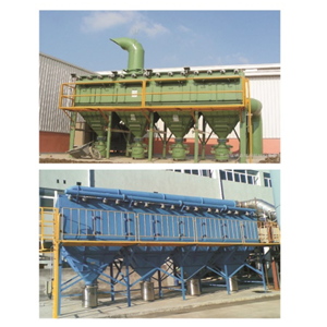 Dust Collector For Lead Acid Battery