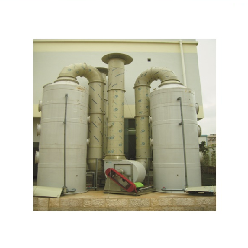 Acid Mist Purification Tower For Battery