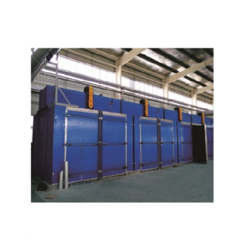 Fully-automatic Battery Plate Curing And Drying Machine
