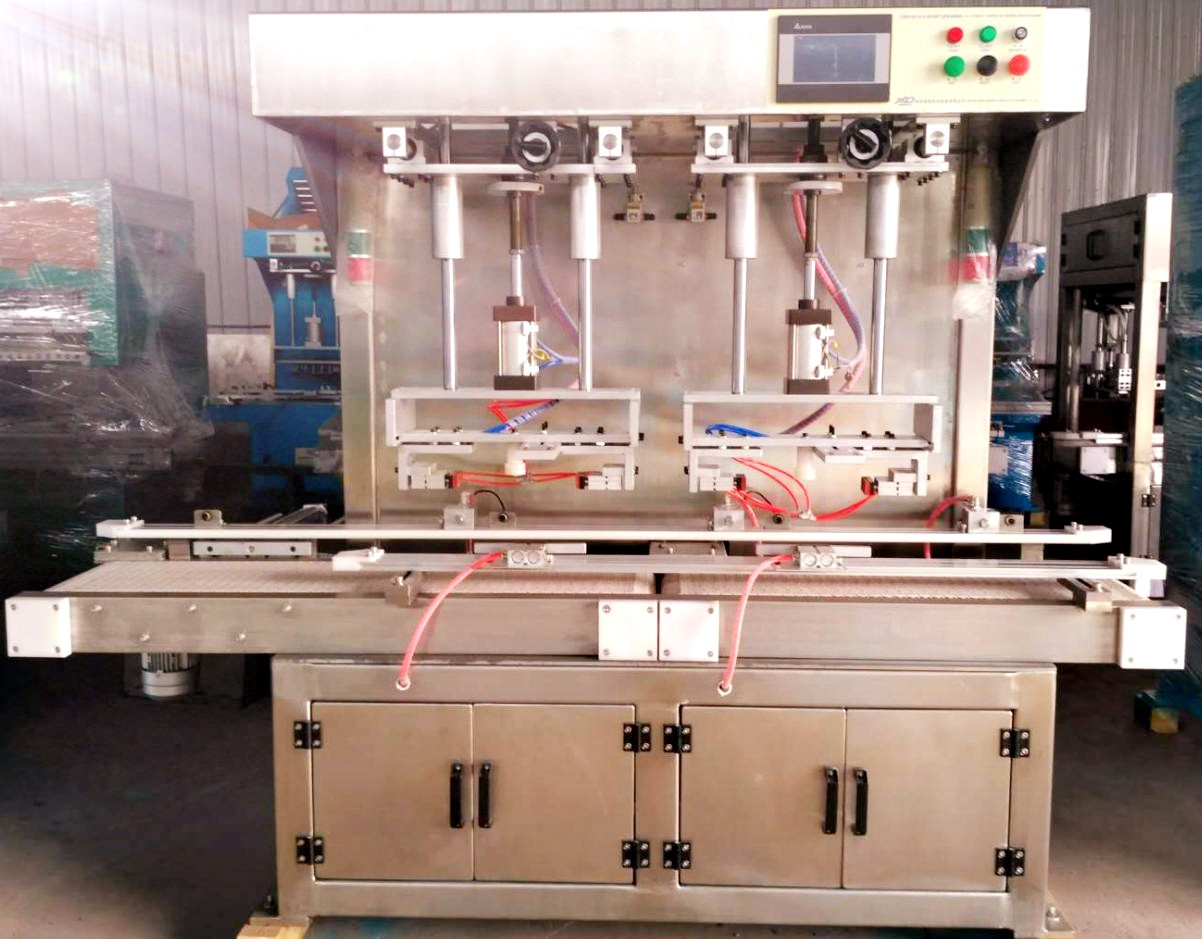 Automatic Small Cover Leak Testing Machine For Battery