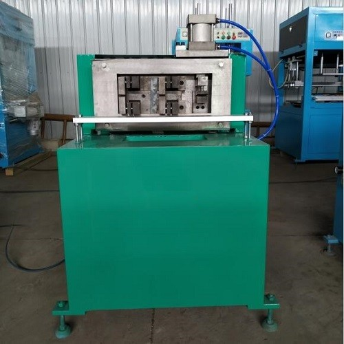 Five Holes Punching Machine For Battery