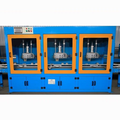 Automatic Hydraulic Inter Cell Welding Machine
