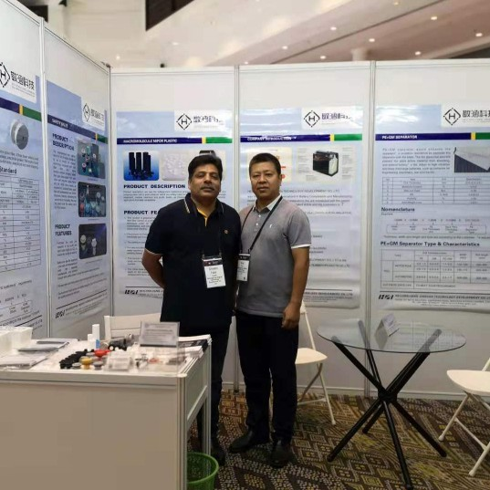 Our company attent the 18th ABC Exhibition