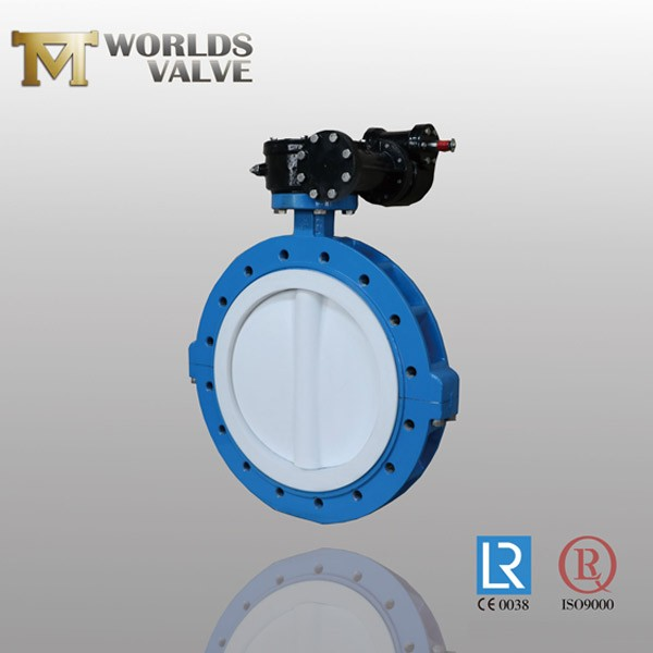 Full PFA Lining Lug Type Split Body Butterfly Valve Manufacturers, Full PFA Lining Lug Type Split Body Butterfly Valve Factory, Supply Full PFA Lining Lug Type Split Body Butterfly Valve