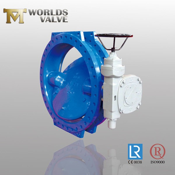 Acs Nylon11 Coated Plate U Section Butterfly Valve