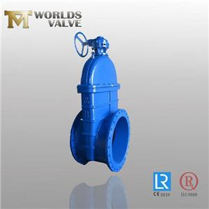 Resilient Seated Handwheel OSY Rising Stem Gate Valve