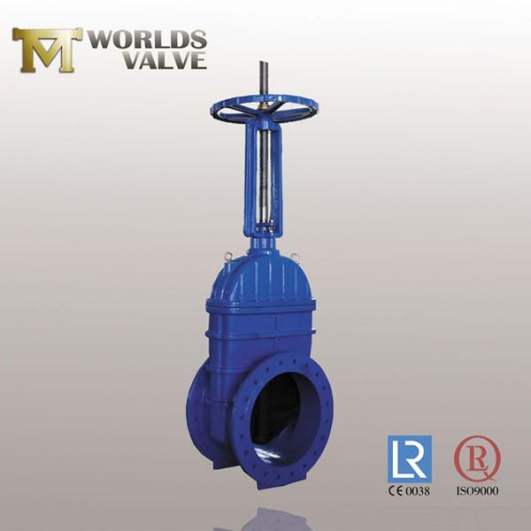 ACS approval bs5163 OSY rising stem gate valve