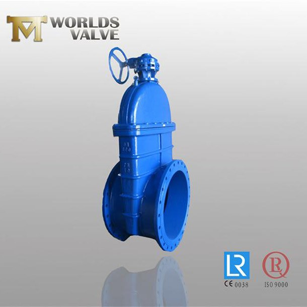 ACS resilient seated no rising stem gate valve