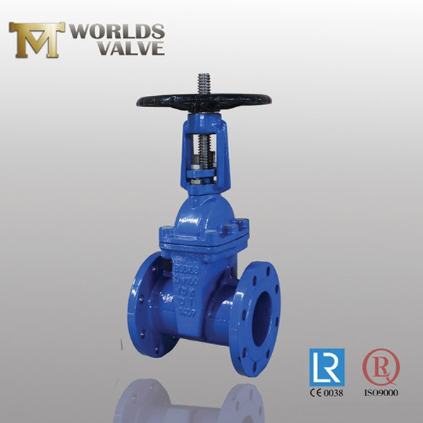 ACS resilient seated OSY rising stem gate valve