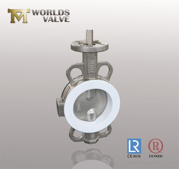 PTFE Lined Plate Double Flanged Type Butterfly Valve Manufacturers, PTFE Lined Plate Double Flanged Type Butterfly Valve Factory, Supply PTFE Lined Plate Double Flanged Type Butterfly Valve