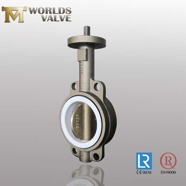 API609 Resilient Seated Taper Pin Wafer Butterfly Valve Manufacturers, API609 Resilient Seated Taper Pin Wafer Butterfly Valve Factory, Supply API609 Resilient Seated Taper Pin Wafer Butterfly Valve