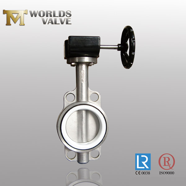 epdm wafer butterfly valve