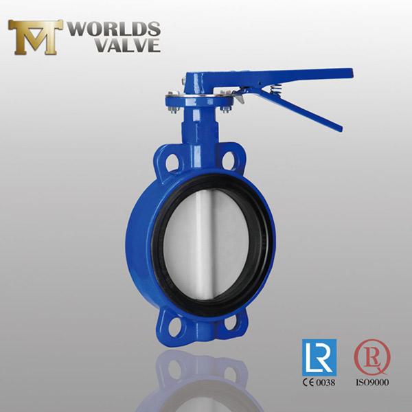 s32750 wafer butterfly valve