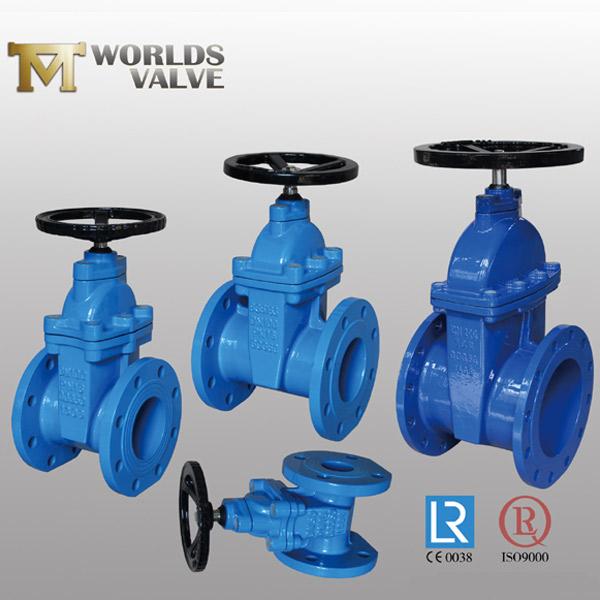 handwheel manual resilient gate valve