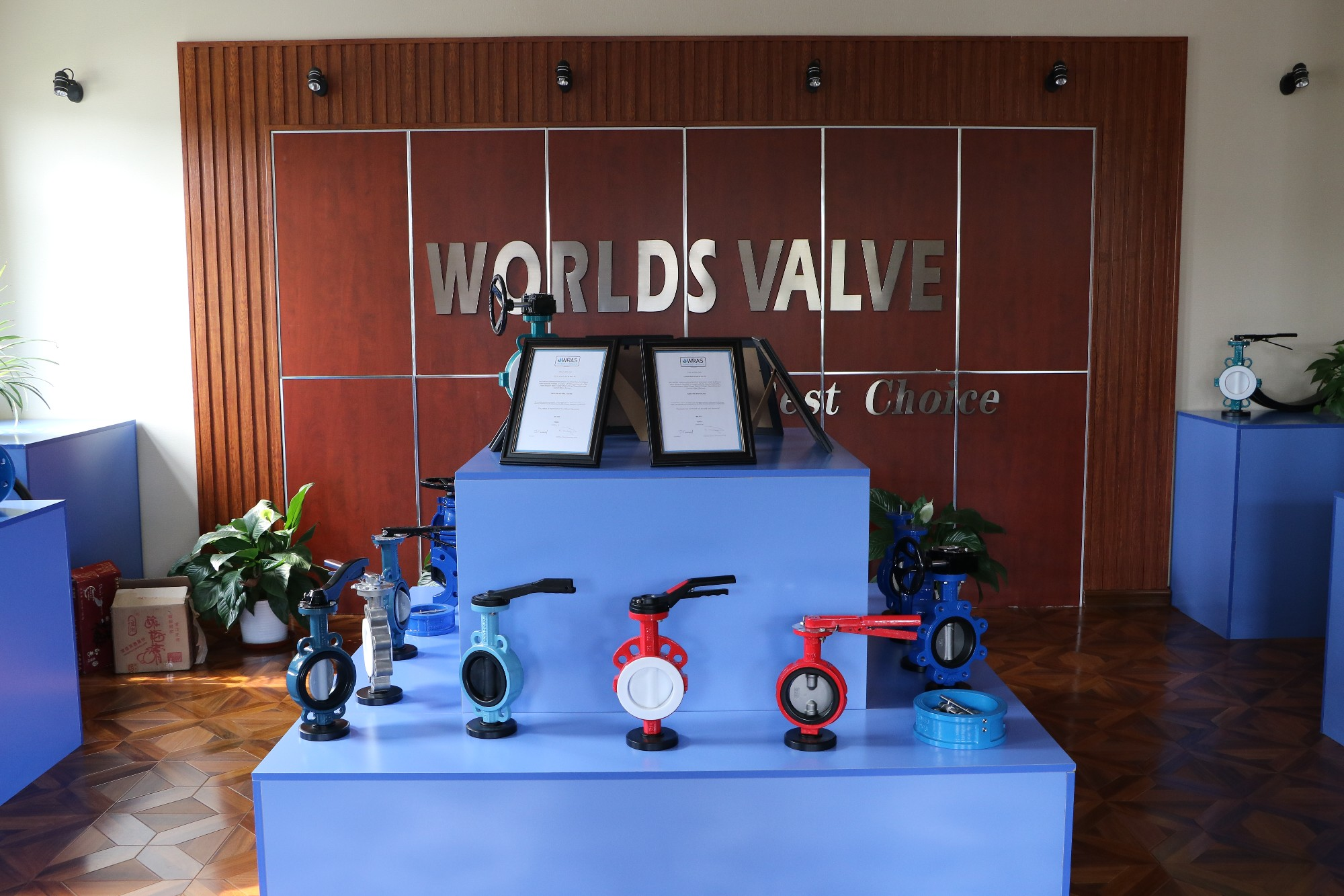 Tianjin Worlds Valve Co.,Ltd.