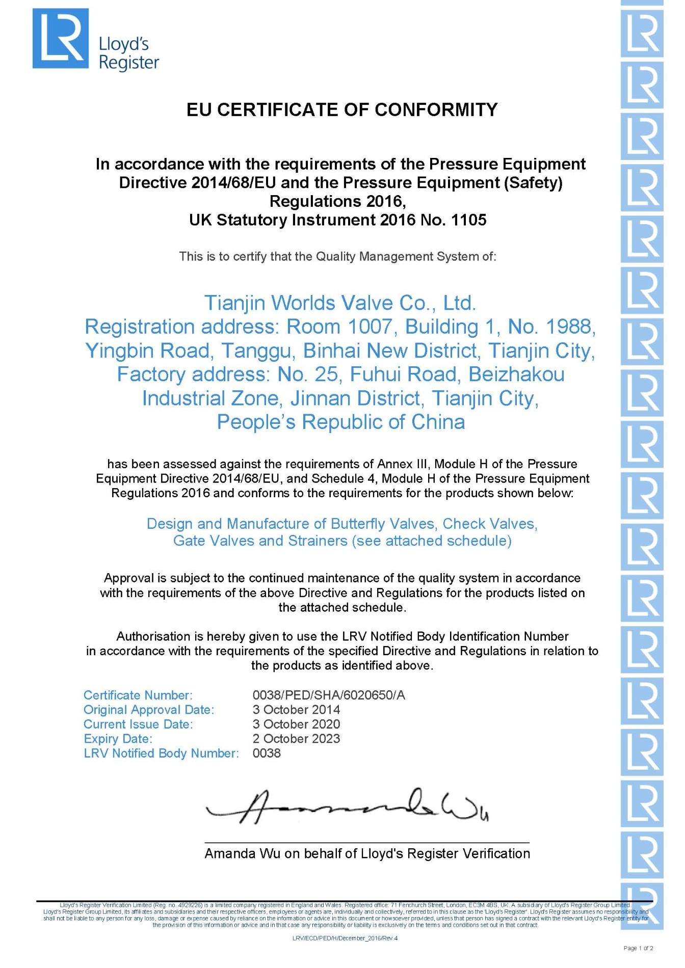 CE-certificaat