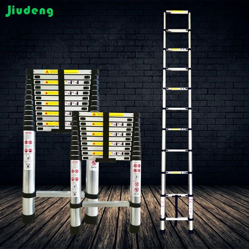 Aluminum Alloy Folding Telescopic Step Ladder