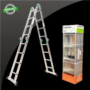 Safety guidelines for the installation and use of the herringbone ladder