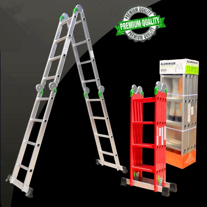 Cheap Price High Quality Aluminum Multipurpose Ladder