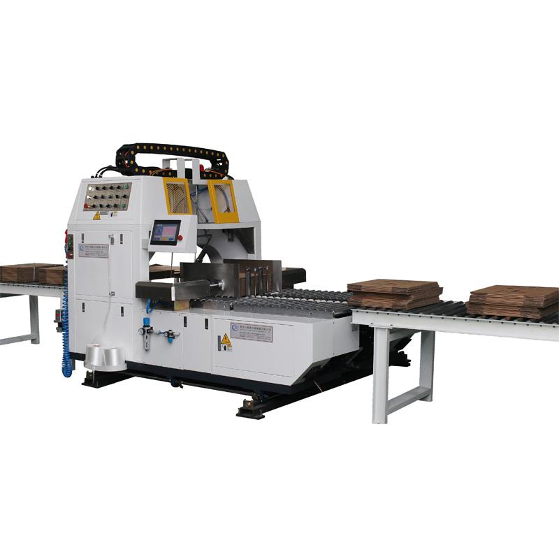 In Line Carton Bundling Machine