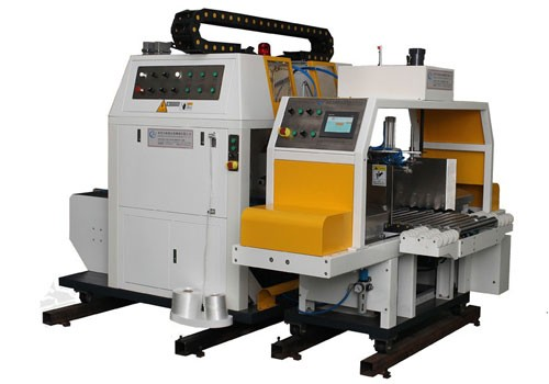 In Line Bundle Machine