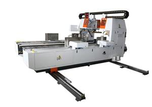 2.2m In Line Corrugated Board Bundling Machine