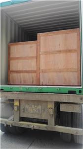 Shipment to Jordan