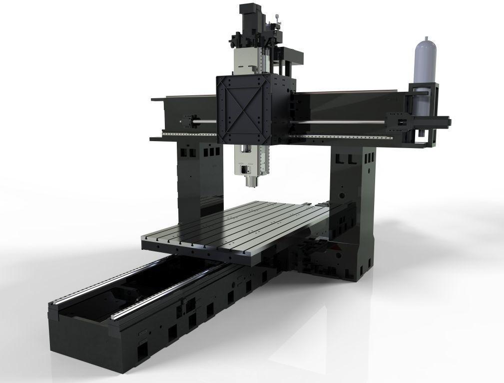 Large gantry machining center Manufacturers, Large gantry machining center Factory, Supply Large gantry machining center