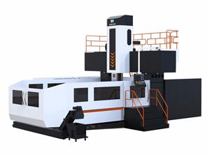 CNC gantry milling machining center