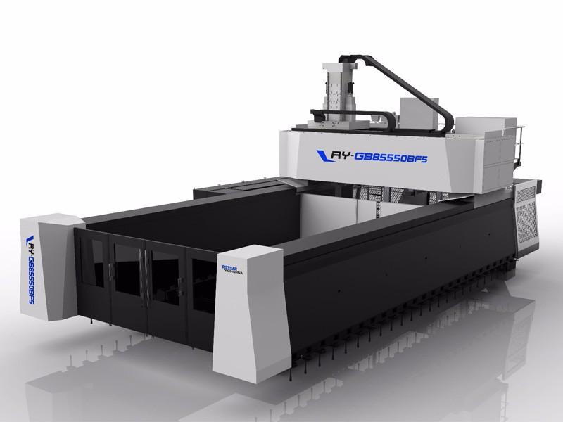 5-axis Gantry Portal Machining Center RYGB8550BF5