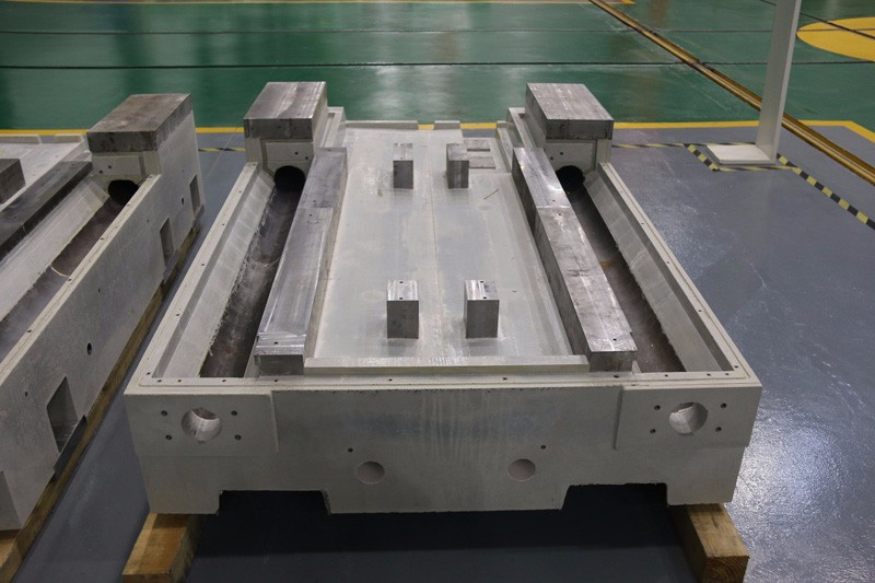 Machining Center Mineral Casting Manufacturers, Machining Center Mineral Casting Factory, Supply Machining Center Mineral Casting