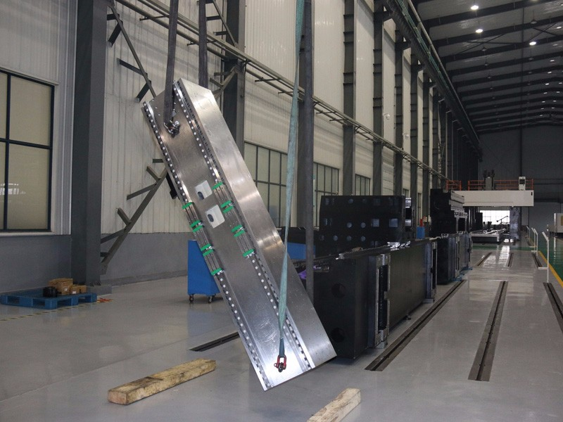 Machining Center Steel Welding