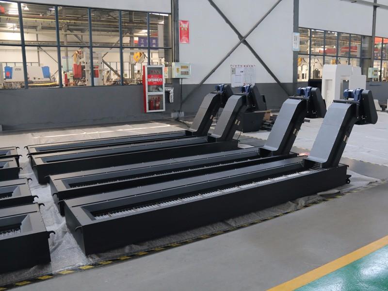 Machining Center Chain-type Chip Conveyor